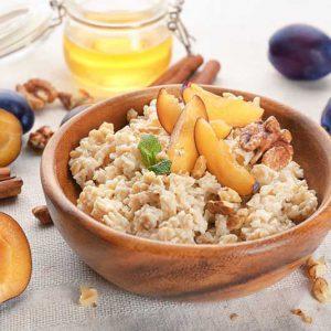 Morning Health Bomb Porridge